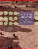 Systems Analysis and Design Methods 7th Edition