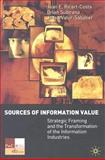 Sources of Information Value 9781403912336