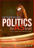Introducing Politics for AS Level 9780745622354