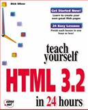 Teach Yourself HTML in 24 Hours 9781575212357