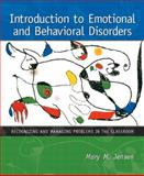 Introduction to Emotional and Behavioral Disorders