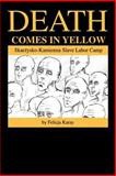 Death Comes in Yellow 9789057022364
