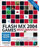 Flash MX 2004 Games Most Wanted 9781590592366