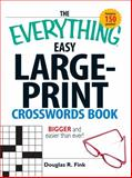 Easy Large-Print Crosswords Book 9781598692372