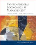 Environmental Economics and Management Theory Policy Application 9780324272376
