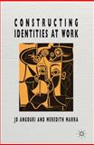 Constructing Identities at Work 9780230272378