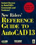 New Riders' Reference Guide to AutoCAD Release 13 9781562052379