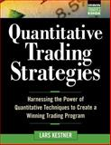 Quantitative Trading Strategies 9780071412391