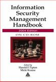 Information Security Management Handbook on CD-ROM, 2004 Edition 9780849322402
