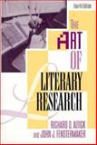 The Art of Literary Research 4th Edition