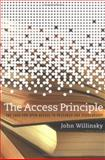 The Access Principle 9780262232425