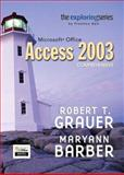 Exploring Microsoft Office Access 2003 Comprehensive- Adhesive Bound 9780131452435