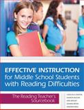 Effective Instruction for Middle School Students with Reading Difficulties 1st Edition