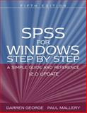SPSS for Windows Step by Step 9780205452453
