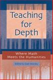 Teaching for Depth 9780325002453