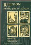 Religion and Public Life in Canada 9780802082459