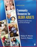 Community Resources for Older Adults 4th Edition