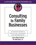 Consulting to Family Businesses 9780787962494