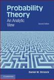 Probability Theory 9780521132503