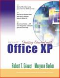Getting Started with Office XP 9780130342508