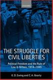 The Struggle for Civil Liberties 9780198762515
