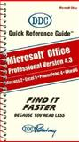 Quick Reference Guide for Microsoft Office 9781562432515
