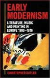 Early Modernism 9780198182528