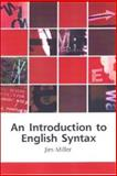 An Introduction to English Syntax 9780748612536