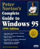 Peter Norton's Complete Guide to Windows 98 9780672312557