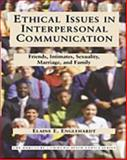 Ethical Issues in Interpersonal Communication 9780155082571