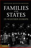 Families and States in Western Europe 9780521762571