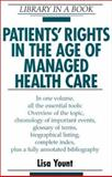 Patients' Rights in the Age of Managed Health Care 9780816042586