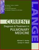 Current Diagnosis and Treatment in Pulmonary Medicine 9780071402590