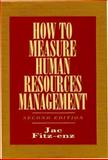 How to Measure Human Resource Management 9780070212596