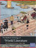 The Bedford Anthology of World Literature 9780312402648