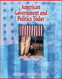 American Government and Politics Today 9780534592653