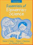 Essentials of Elementary Science 9780205402656