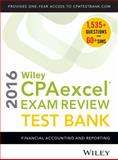 Wiley CPAexcel Exam Review 2016 Study Guide January 15th Edition