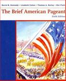 The Brief American Pageant 9780618332687