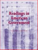 Readings in American Government 9780534592691