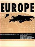 F and S Index - Europe 9780787662707