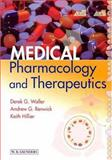 Medical Pharmacology and Therapeutics 9780702022722