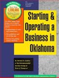 Starting and Operating a Business in Oklahoma 9781555712730