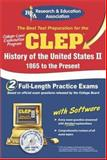 CLEP® History of the United States II 9780878912735