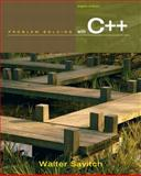 Problem Solving with C++ 8th Edition