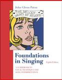 Foundations in Singing 8th Edition