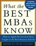 What the Best MBAs Know 1st Edition