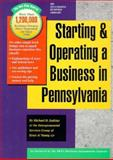 Starting and Operating a Business in Pennsylvania 9781555712761