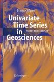 Univariate Time Series in Geosciences 9783642062766