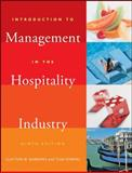 Introduction to Management in the Hospitality Industry 9780471782773